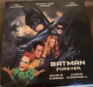 Batman Forever laser disc for Sale in Los Angeles, CA