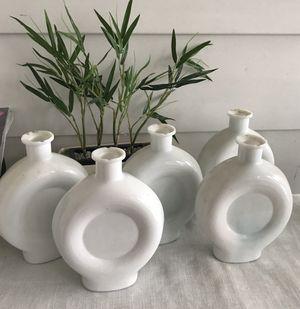 Antique Milk Glass Liquor Bottles for Sale in Fuquay Varina, NC