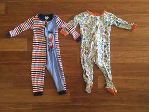 Baby boy pajamas 12 months for Sale in Fairfax, VA