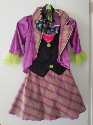 Halloween costume Kids Mad Hatter (M) for Sale in Burke, VA