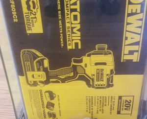 Band new compact drill for Sale in St. Petersburg, FL