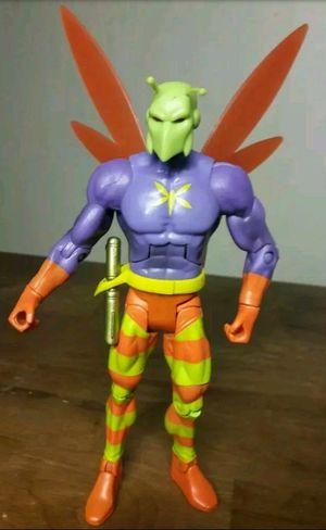 Killer Moth Action Figure dc comics batman toy for Sale in Marietta, GA