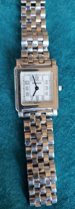 Vintage Tiffany & Co. Woman's Watch for Sale in Poway, CA