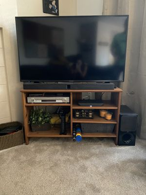 Free tv stand for Sale in Maple Valley, WA