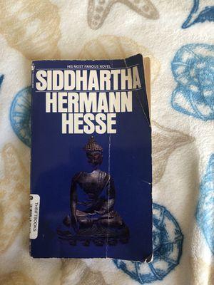 Siddhartha by Herman Hesse for Sale in Fresno, CA
