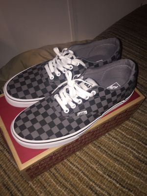 Vans authentic grey for Sale in Groveland, FL