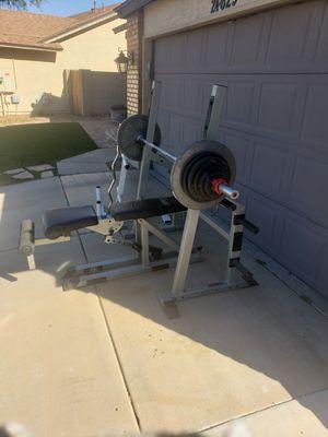 Heavy Duty Workout Package for Sale in Glendale, AZ