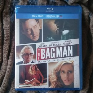BLUE RAY DVD THE BAG MAN for Sale in Beverly Hills, CA