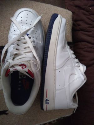 Shoes,puma,new Steele toe boots,nike air force one,leather casual. for Sale in Detroit, MI