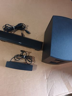 Bose SoundTouch 120 Home Theater System ☝️(Control Console NOT included) for Sale in Hickory Hills, IL