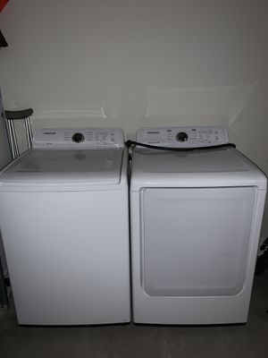 Samsung washer & dryer for Sale in AZ, US