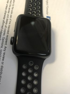 Apple Watch series 2 Nike for Sale in Key Biscayne, FL