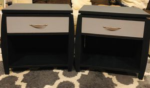 Upcycled Lightly Distressed Nightstands for Sale in Cincinnati, OH