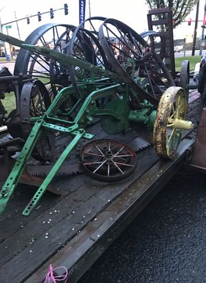 John Deere farm tractor implement plow for Sale in Vancouver, WA