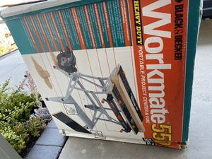 Black & Decker Heavy Duty Workmate 550 for Sale in Rancho Santa Margarita, CA