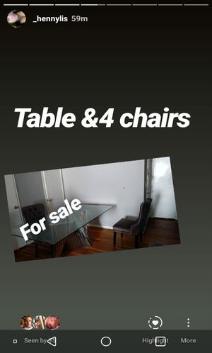 Dinning tables for sale for Sale in The Bronx, NY
