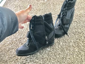 Women's wedges/boots 7.5 for Sale in Aurora, CO
