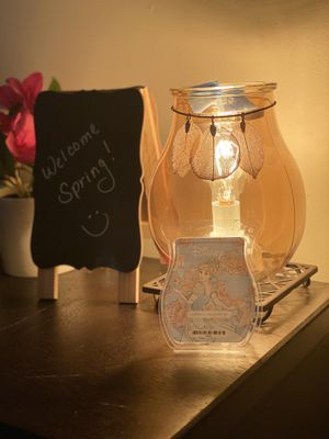 Scentsy Amber Glow Warmer for Sale in Abington, MA