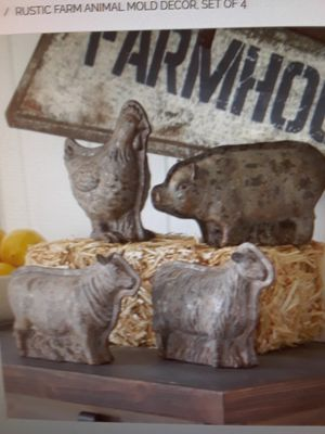Farmhouse molds for Sale in Columbia, MO