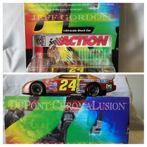Jeff Gordon 1997 Chromalusion Diecast Set for Sale in Parkersburg, WV