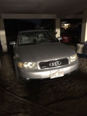 Selling Audi A4 Quattro parts salvaged 2003 for Sale in Kaaawa, HI