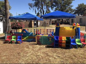 Toddler play area KIDS DREAM PARTY- we offer packages 🥳 for Sale in Avondale, AZ