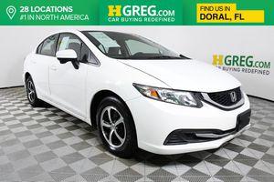 2015 Honda Civic for Sale in Doral, FL