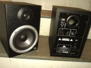 M audio powered monitor speakers for Sale in Tacoma, WA