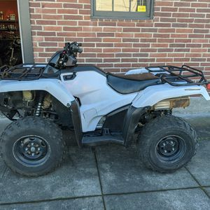 2019 Honda TRX 420 4x4 Automatic for Sale in Vancouver, WA