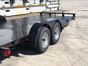 Car hauler car trailer traile para carros tow away equipment trailer trailer for Sale in Miami, FL