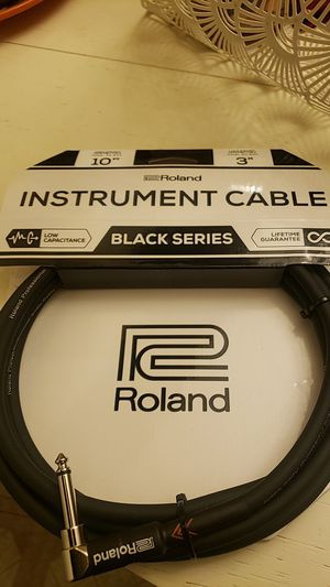 Roland - Instrument Cables [2pcs] for Sale in Los Angeles, CA