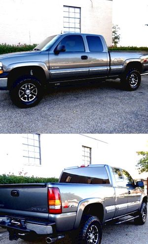 2001 Chevrolet Silverado for Sale in Alma, WV