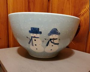 Hand painted bowl for Sale in MONTGOMRY VLG, MD