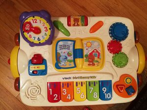 Child stand up activity table for Sale in Falls Church, VA