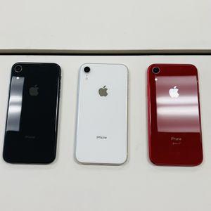 IPhone XR Unlocked Plus Warranty for Sale in Bowie, MD