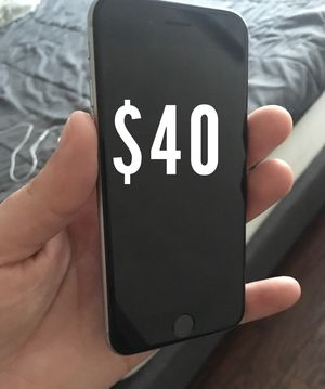 iPhone 6s, not working, for parts only! for Sale in Fairfax, VA