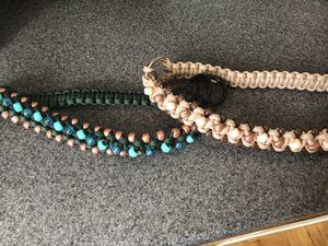 """New dog collars 21"""". Too big for my dogs. $35 each for Sale in Mechanicsburg, PA"""