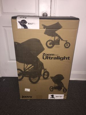 Zoom ultra-light stroller for Sale in Queens, NY