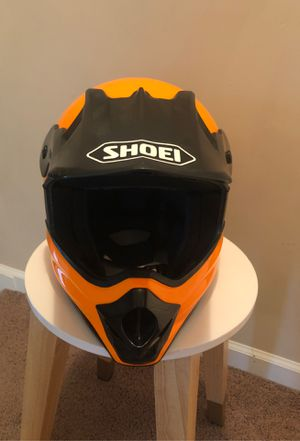 Shoei Dirtbike Helmet for Sale in Knoxville, TN