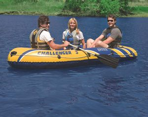 Three person inflatable boat for Sale in Canton, GA