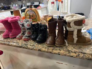 Girls boots for Sale in Bridgeport, CT