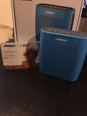 -BOSE- SoundLink Color Speaker (Bluetooth) for Sale in Germantown, MD