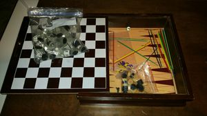 Chess and game board for Sale in West Valley City, UT