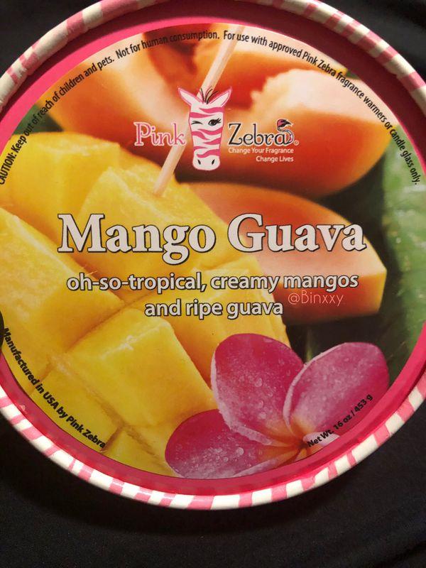 Pink Zebra Sprinkles 'Mango Guava'