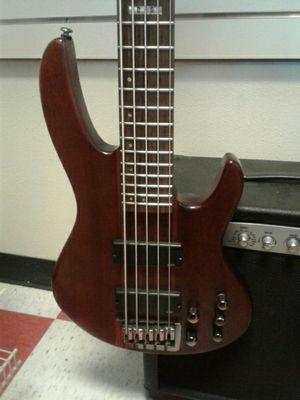Ltd 5 string base for Sale in San Angelo, TX