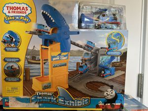 Thomas & Friends Thomas the Train Shark Exhibit Set for Sale in Windermere, FL
