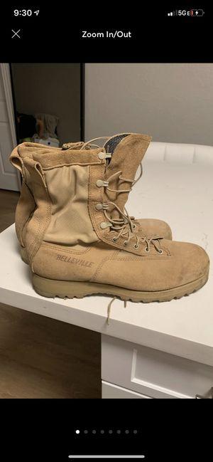 Men's 10.5 work boots for Sale in Plantation, FL