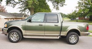 2OO1 Ford F-150 King Ranch works perfectly xxx for Sale in Abilene, TX