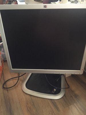 HP Compaq LA 1951g Computer Monitor for Sale in Plant City, FL