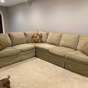 Sectional Sofa By Klaussner Home Furnishings for Sale in Collegeville, PA